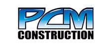pcm construction logo