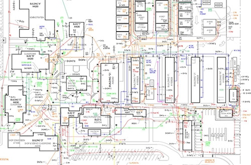 Building-Utility-Mapping-Services