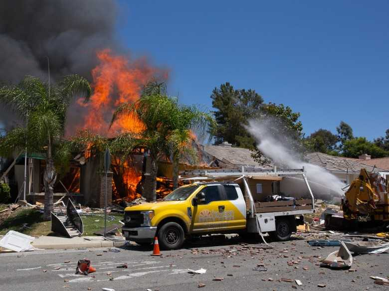 murrieta explosion