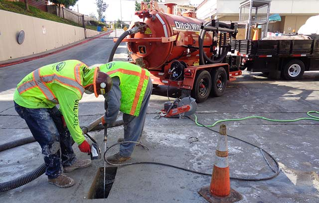 Utility Potholing & Vacuum Excavation for Your Underground Work